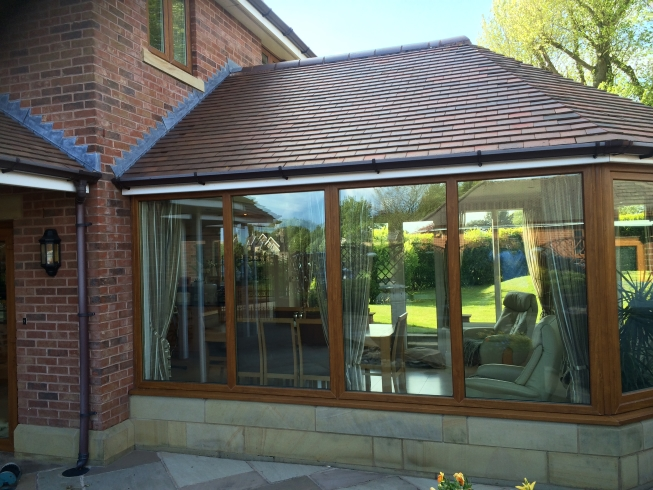 conservatories and solid roof Ormskirk
