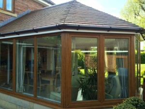 Conservatory and Solid Roof - Aughton - Ormskirk - West Lancashire