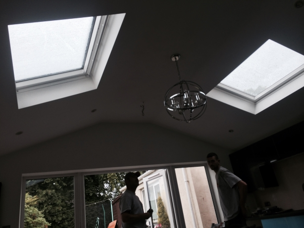 Extension in Lydiate, Liverpool