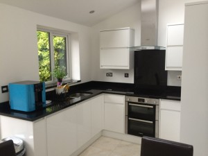 Kitchen design and installation Liverpool
