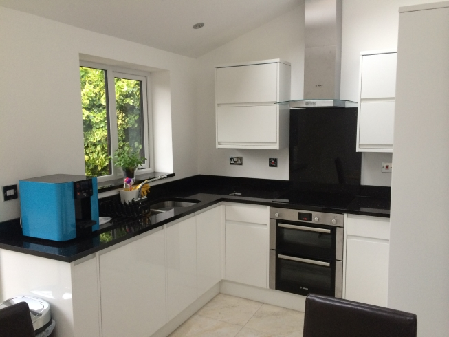 Kitchen design and installation Liverpool