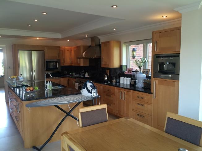 Kitchen design in Ormskirk, West Lancashire