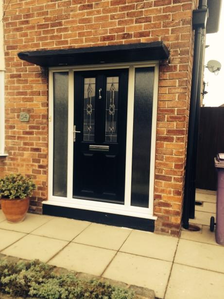 Composite door in Merseyside