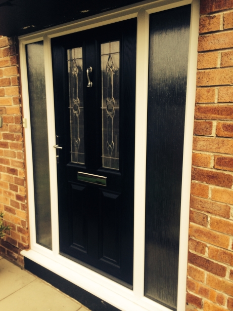 Composite front door Liverpool
