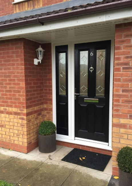Composite front doors Liverpool