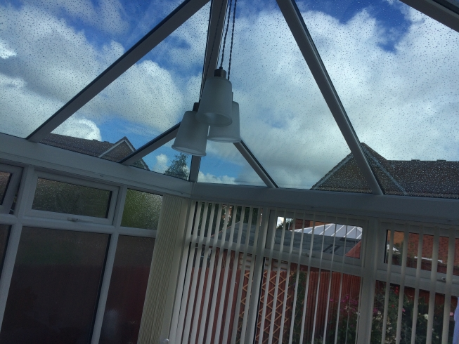 Conservatory and glass roof Liverpool