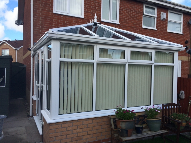 Conservatory and glass roof Liverpool - Merseyside