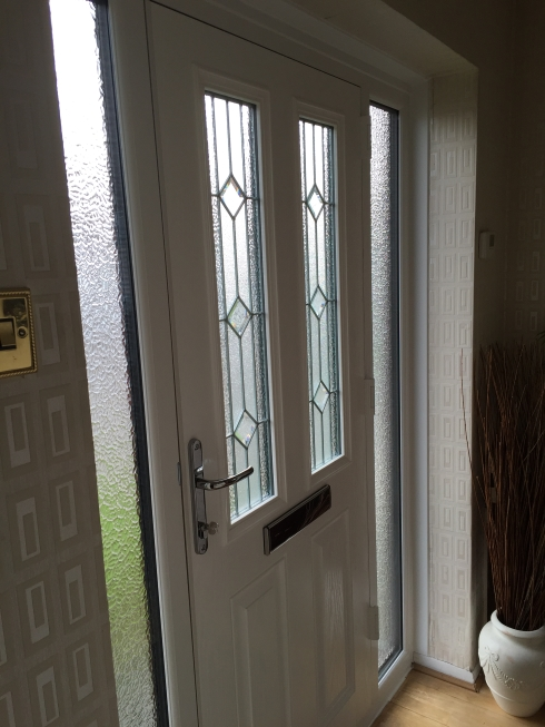 Composite Door Kirby, Liverpool