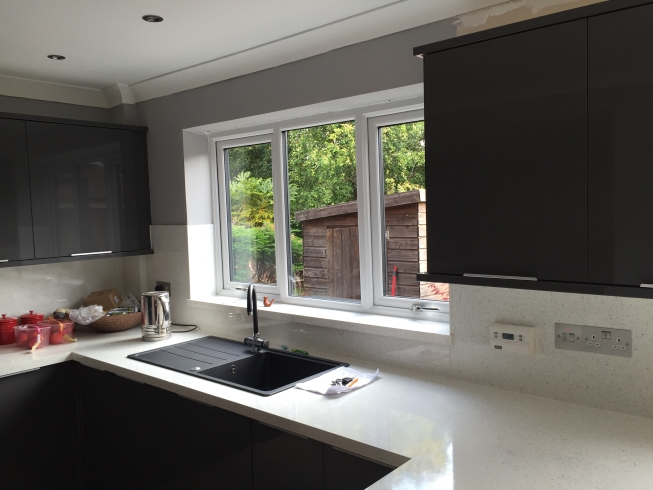 Kitchen ideas in Runcorn