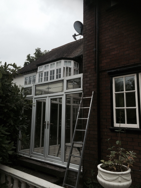 Lean to conservatories, Liverpool