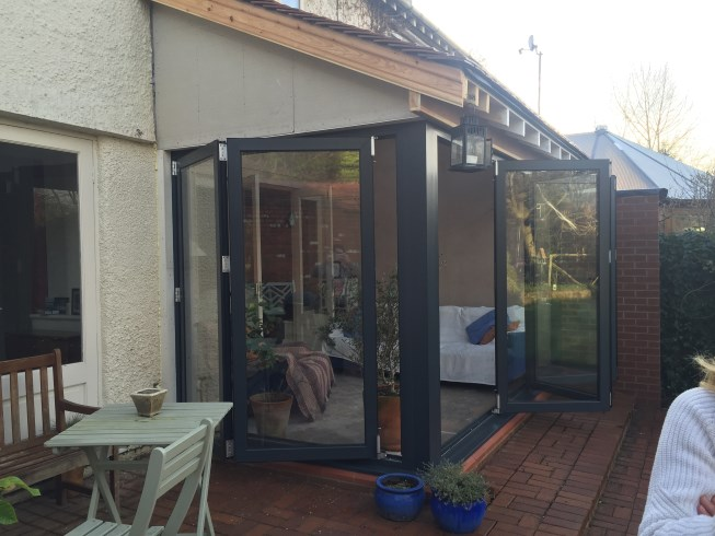 Bi-Fold Doors in Wirral