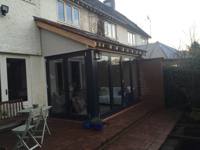 Bi-Fold Doors and extensions in Wirral