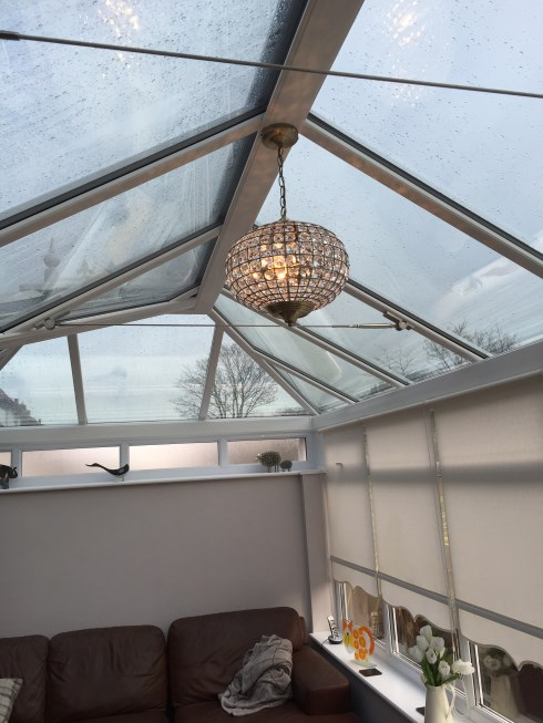 Conservatory Lighting ideas Liverpool