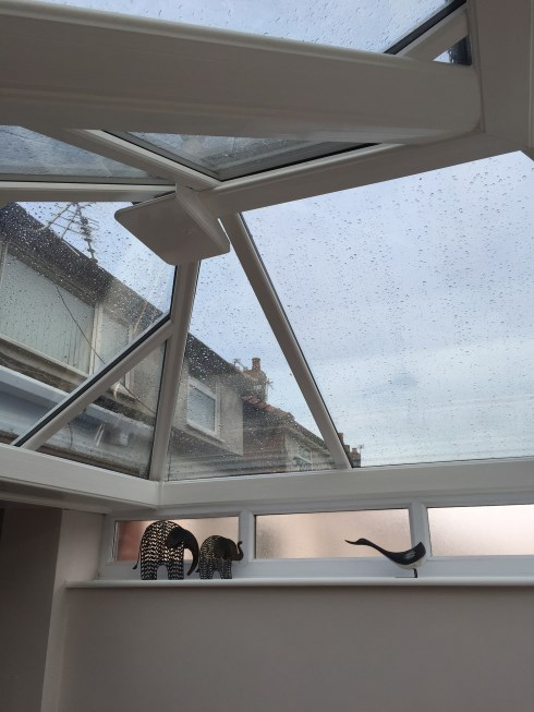 Conservatory glass roof Liverpool