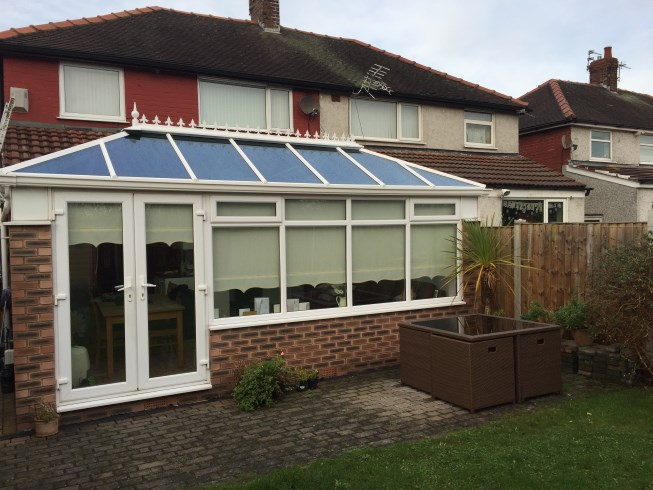 Conservatories in Huyton, Liverpool