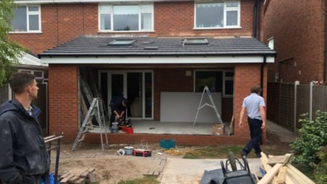 Extensions in Formby, Merseyside
