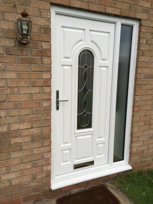 Composite Front Door Walton Liverpool Merseyside Celsius Home