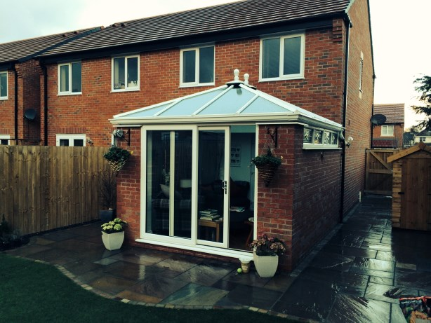 Orangery in Litherland, Liverpool