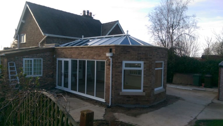 Orangery in Thornton - Liverpool