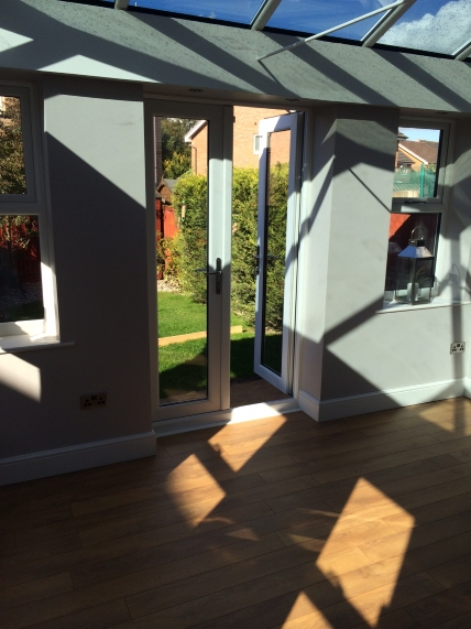 Orangery in Wigan, Greater Manchester