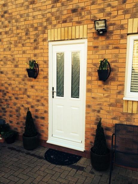 Composite Doors in Huyton, Liverpool, Merseyside