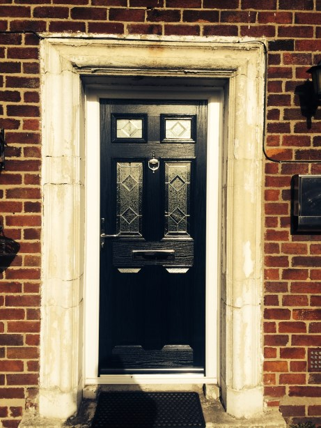 Composite Doors, Knotty Ash, Liverpool, Merseyside