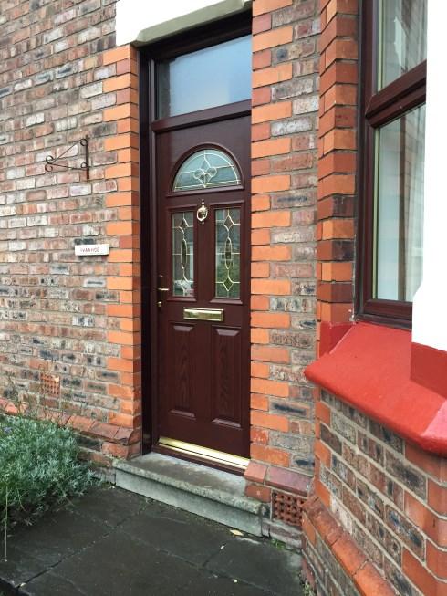 Composite Front Doors Warrington, Cheshire