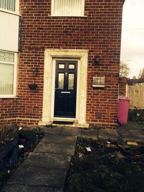 Composite Doors, Liverpool, Merseyside
