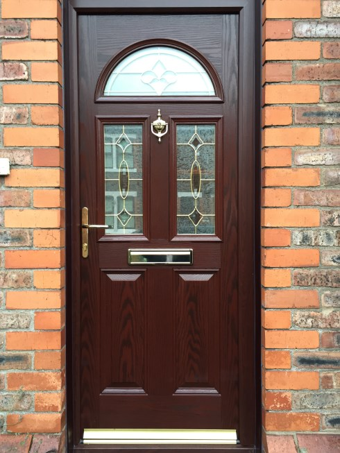 Composite Front Doors in Warrington, Cheshire