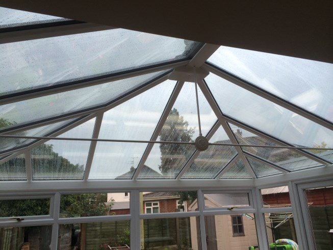 Conservatory and Glass Roof in Croxteth