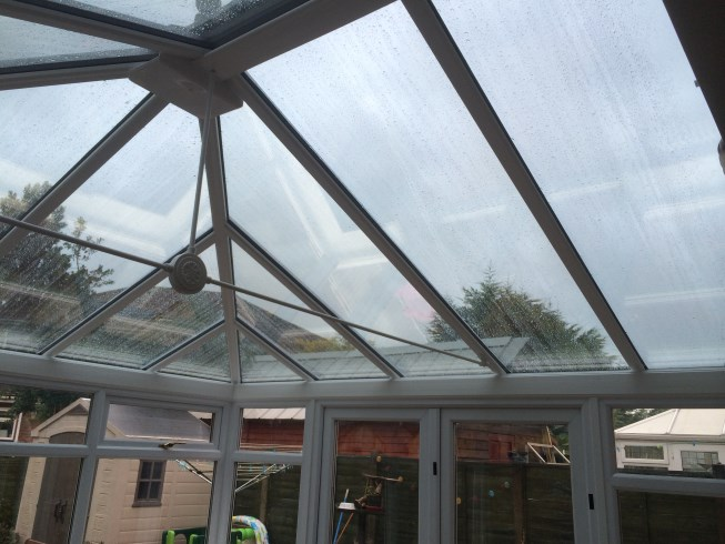 Glass Roof Conservatory Liverpool