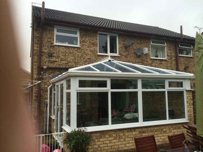 Conservatory Installation in Croxteth