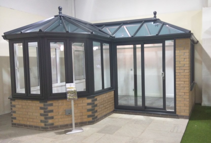 conservatory showroom southport