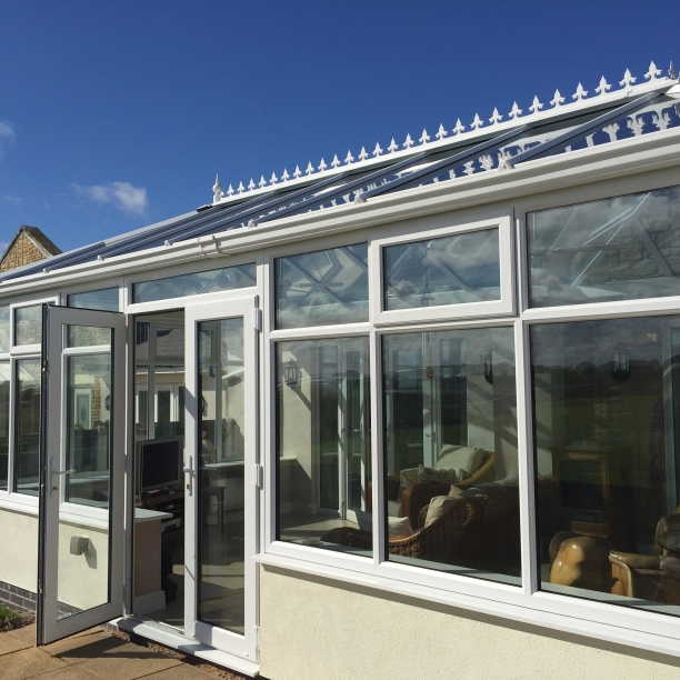 Conservatory in Morecambe