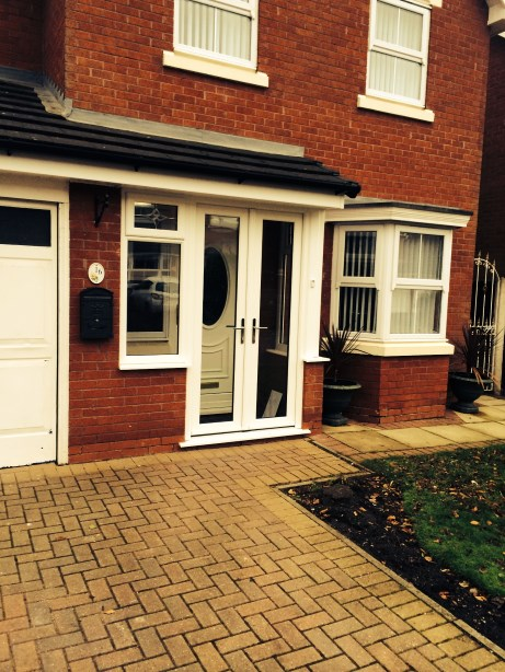 UPVc Porch Extensions liverpool
