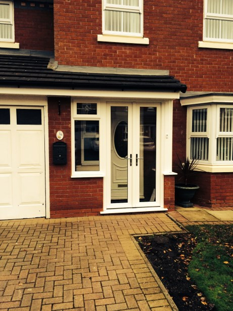 Porch Extension Liverpool