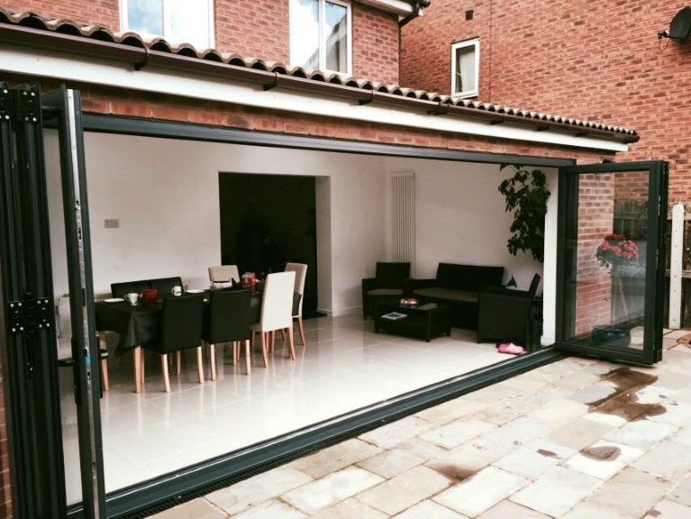 bi fold doors - Halewood, Liverpool