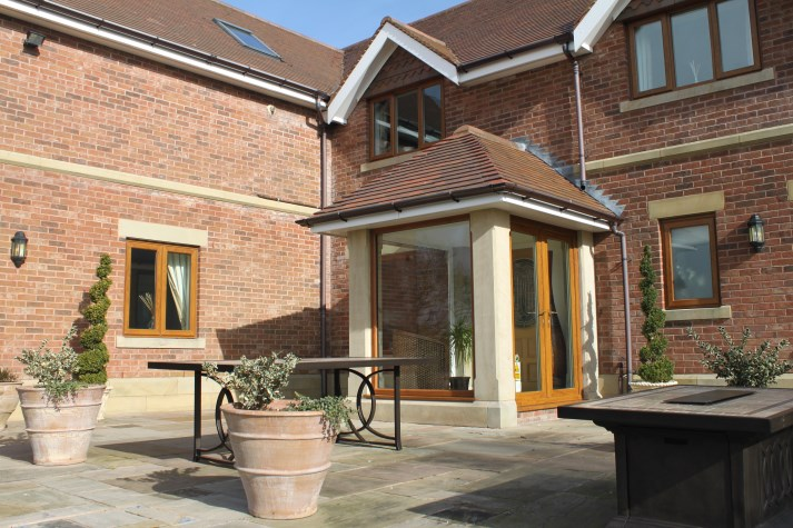 porch and windows - Aughton, Ormskirk