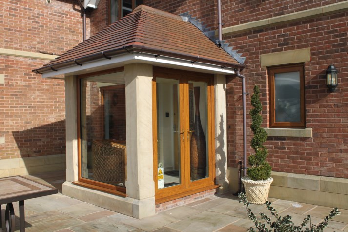porch extension aughton ormskirk celsius home improvements