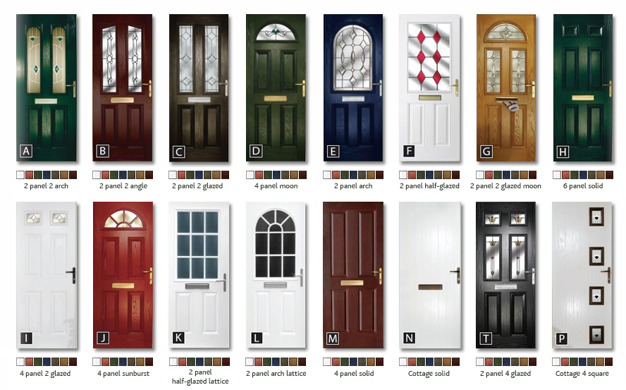 Door sizes and specifications | Celsius Home Improvements