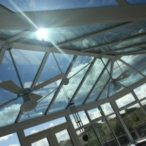 Conservatory and Glass Roof in Morecambe, Mr Sharpe