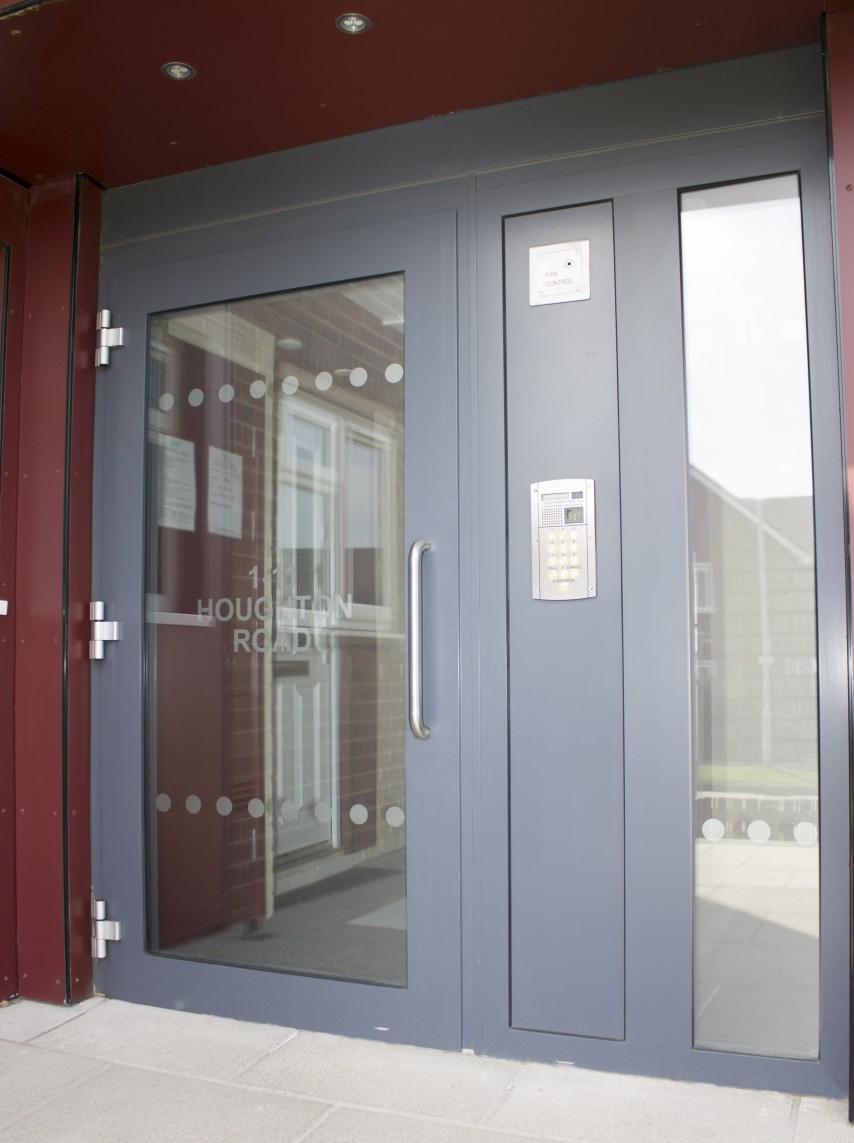 Security Doors - Wirral