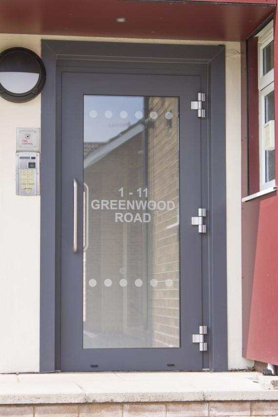 Aluminium Security Doors Wirral