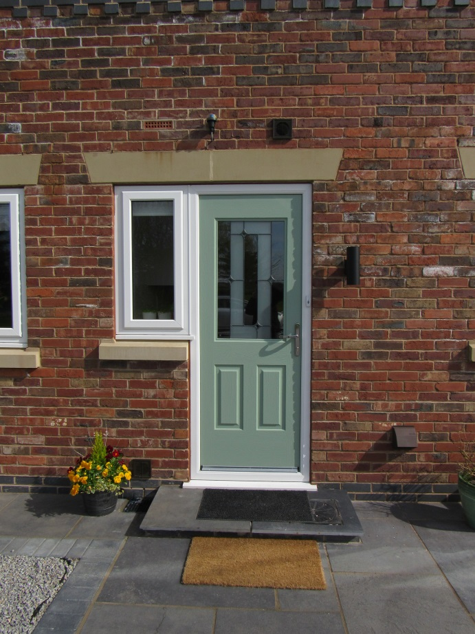 chartwell green composite door Burscough