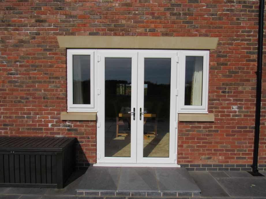 French Doors in Burscough