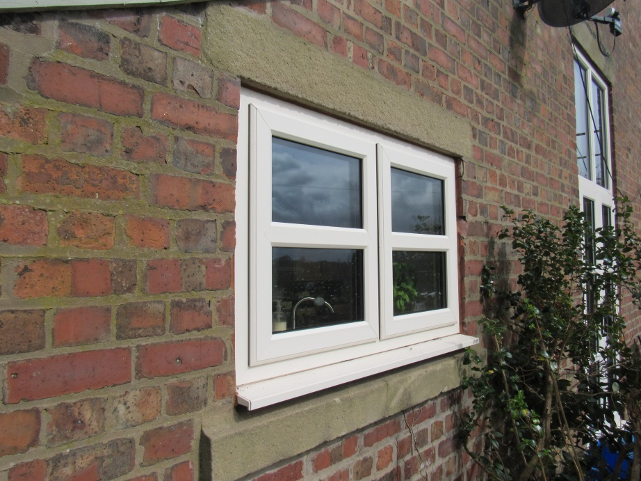 white casement window merseyside