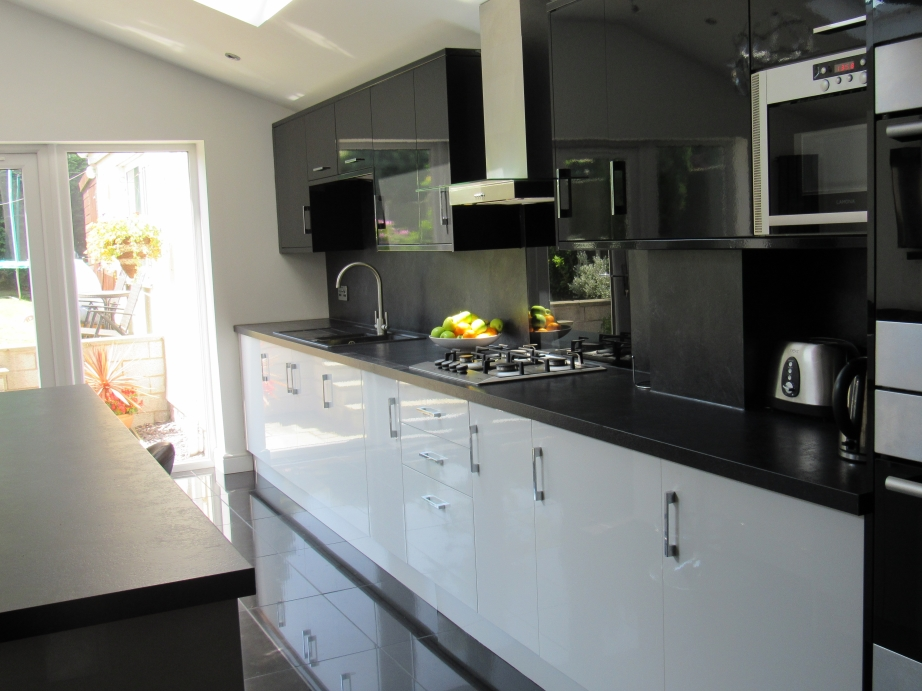 bespoke kitchen kirkby