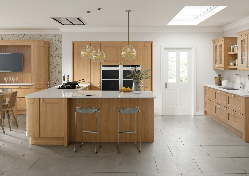 bespoke kitchen allerton