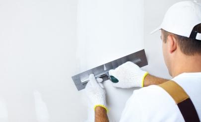 plastering crosby