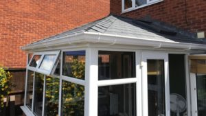 Conservatory and Solid Roof - Maghull - Ormskirk - West Lancashire